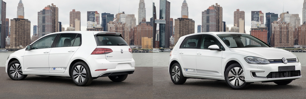 2017 VW e-Golf Pricing and Trim Levels