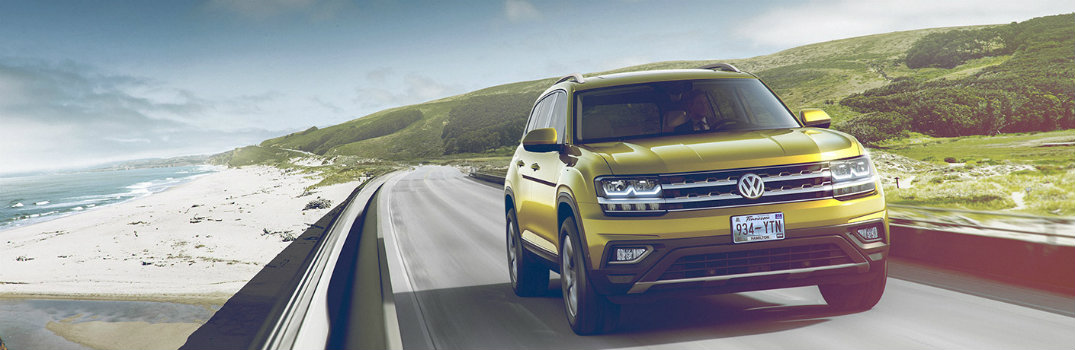 Keep Your World Safe With the 2018 Volkswagen Atlas