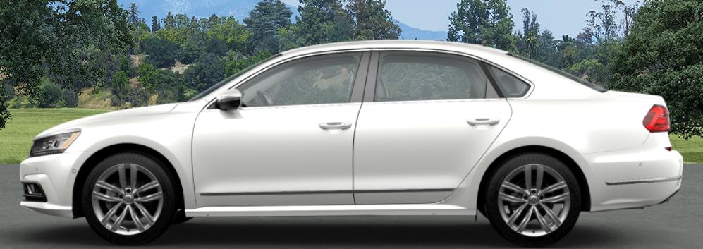 2018 Volkswagen Passat Exterior Color Options