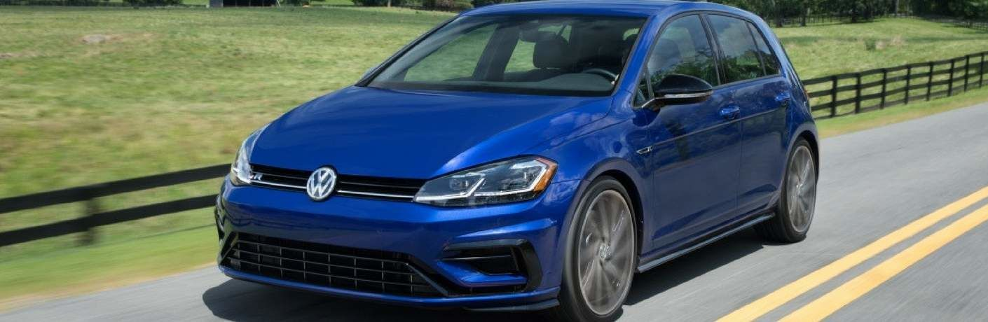 How Much Horsepower Does The 2018 Vw Golf R Have