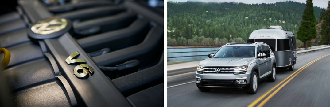 Can The 2018 Volkswagen Atlas Tow With The 2 0l Engine