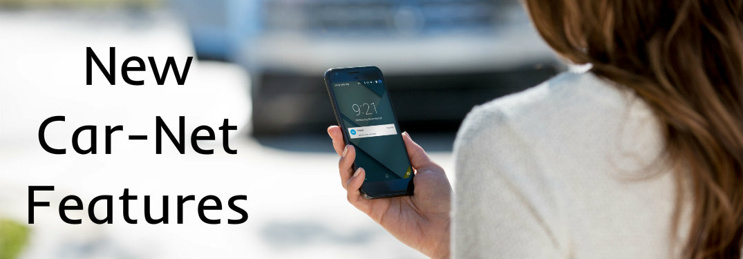 Volkswagen Car-Net App-Connect Features