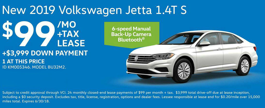 Vw Lease Deals >> 2019 Vw Jetta Lease June O Dirito Brothers Vw