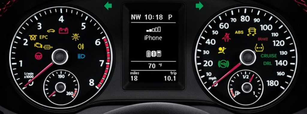 What Do The Dashboard Warning Lights In A Volkswagen