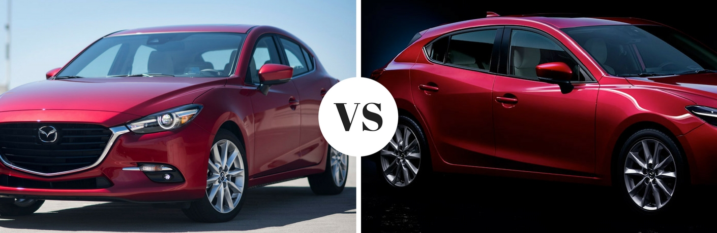 What are the Differences Between a Sedan and a Hatchback?