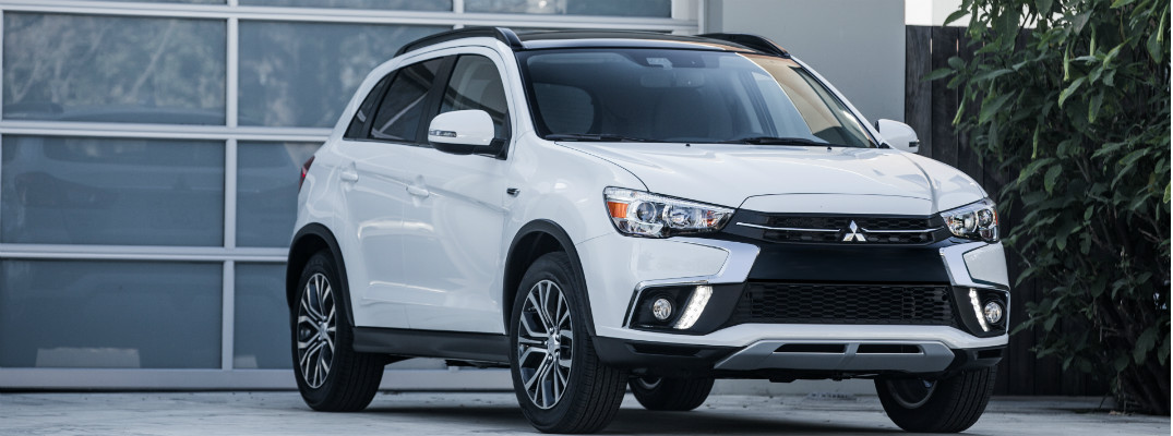 What's new in the 2018 Mitsubishi Outlander Sport?