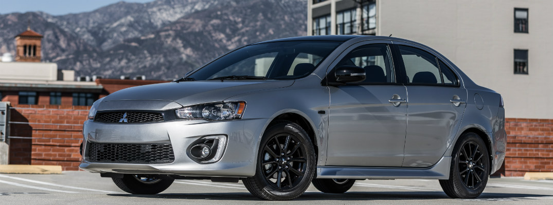Mitsubishi Offers new Lancer Limited Edition