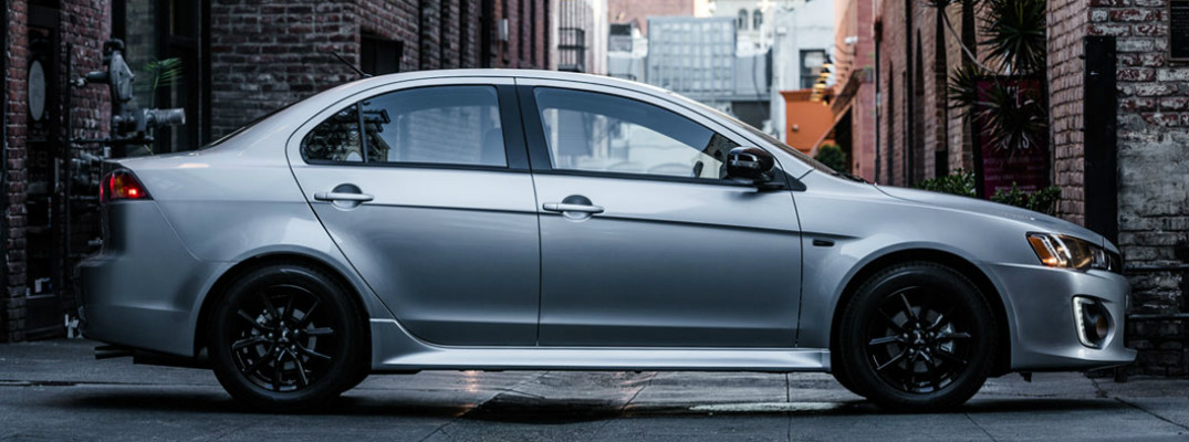 How fuel efficient is the 2017 Mitsubishi Lancer?