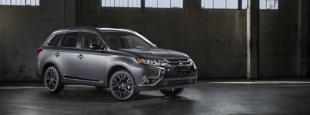 what 39 s different with the 2018 mitsubishi outlander. Black Bedroom Furniture Sets. Home Design Ideas
