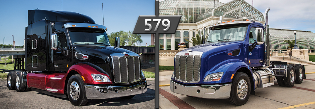 Peterbilt 579 Features and Performance