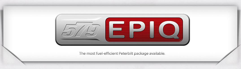 Peterbilt announces enhancements to new Model 579 EPIQ package