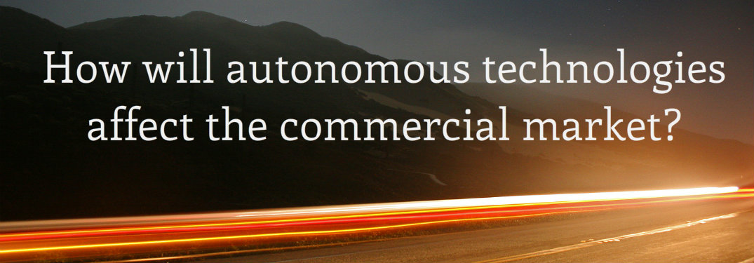 What will autonomous commercial trucks mean for drivers?