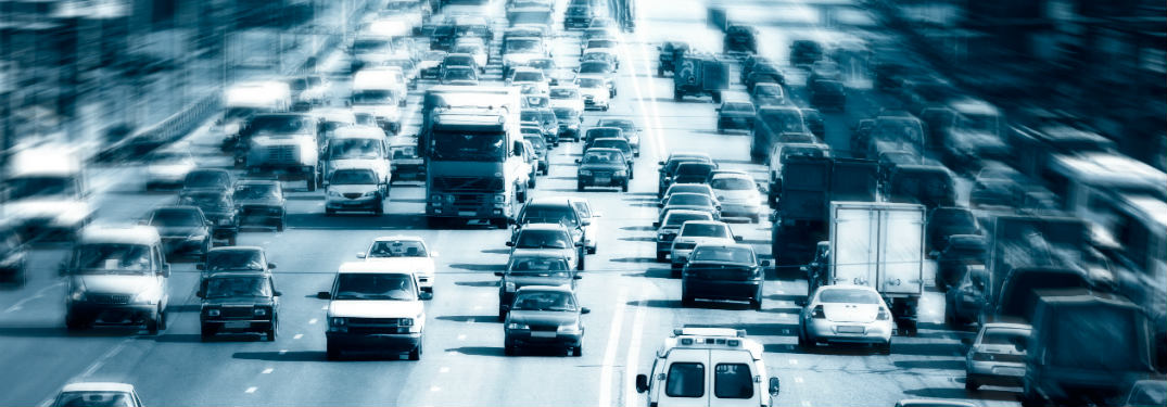 How does traffic congestion affect commercial trucking?