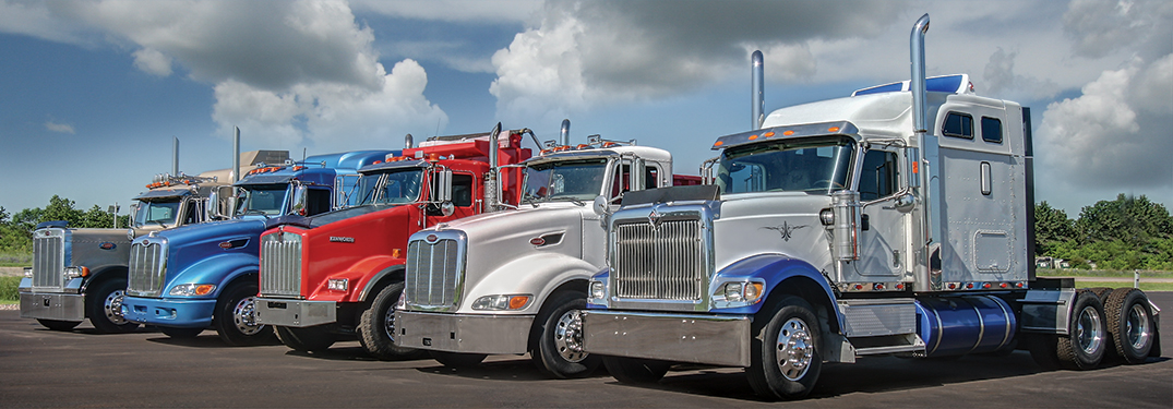 Allstate Peterbilt Group used Kenworth models