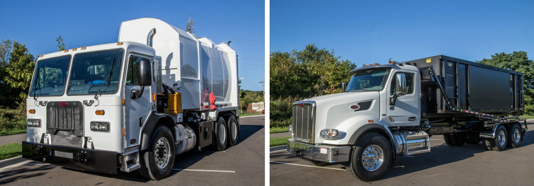 Peterbilt Refuse Models