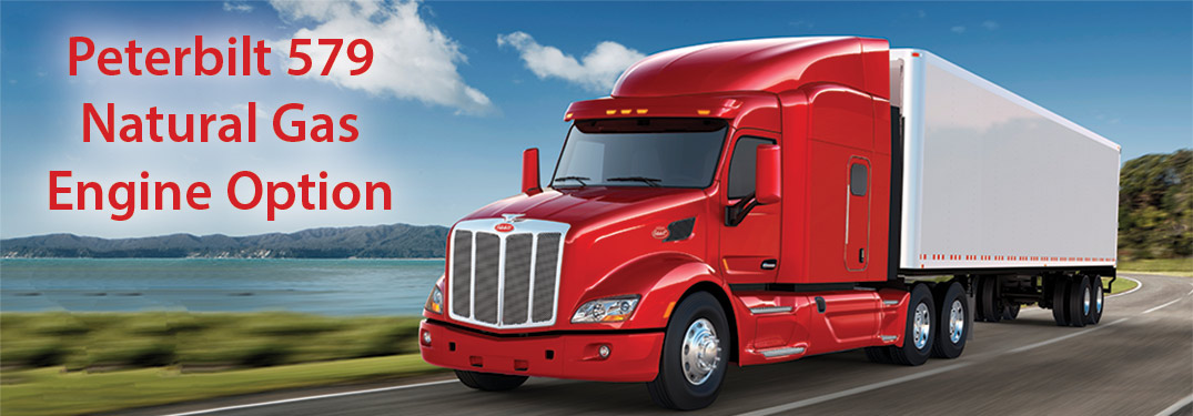 Does the Peterbilt Model 579 offer a collision mitigation