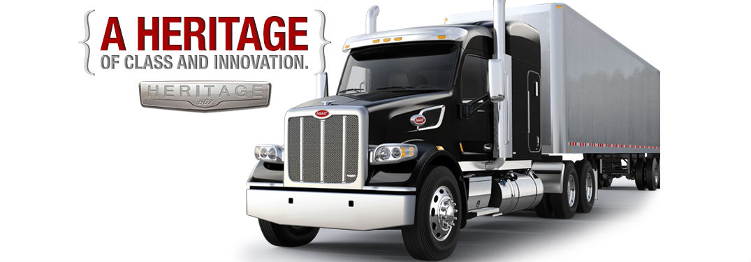 Peterbilt Model 567 Heritage Edition Added Features