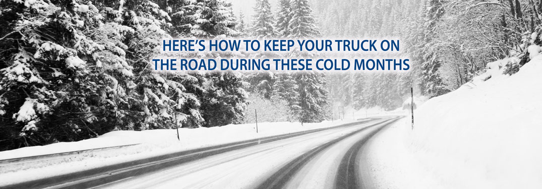Truck Maintenance Checklist for Winter