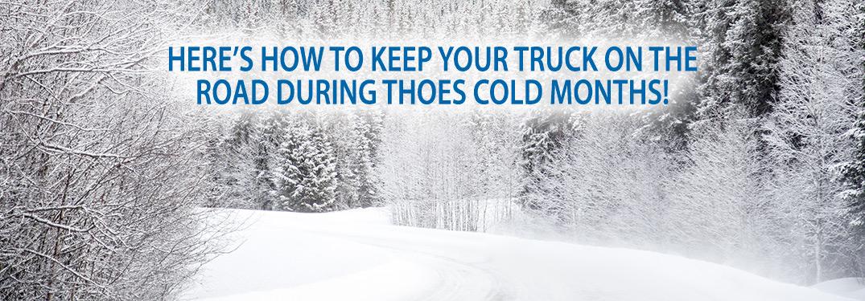 Truck Maintenance Checklist for Winter
