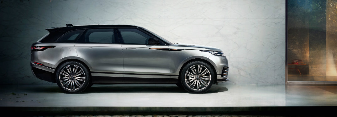 Land Rover Range Rover Velar Engine Options and Performance