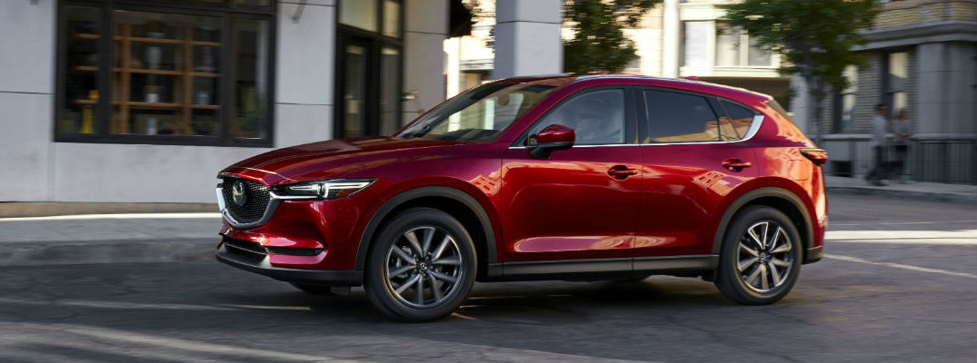 What Are The 2018 Mazda Cx 5 Changes