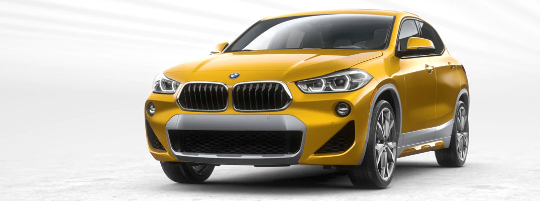 2018 Bmw X2 Color Options