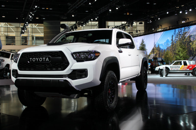 2019 Toyota Tundra Trd Pro Grill