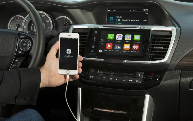 What Honda Models Have Apple Carplay