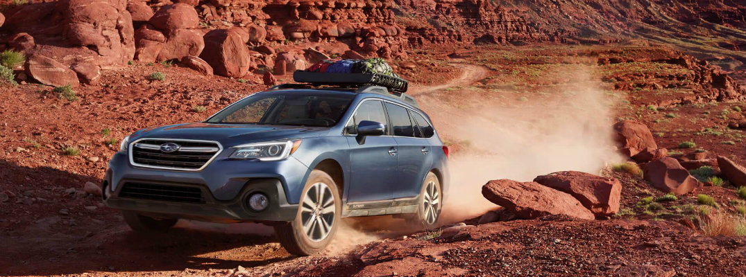 How Much Cargo Space Is In The 2018 Subaru Outback