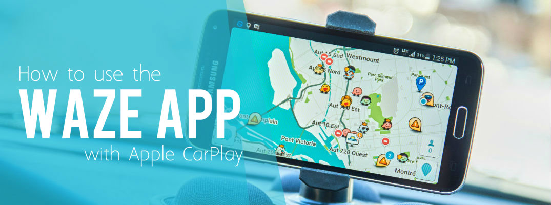 Waze Carplay