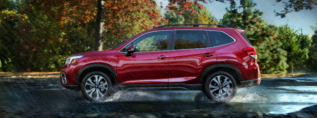 2019 Subaru Forester Gets Freshened With New Flavors Automobile