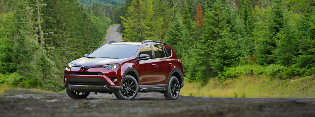 What Is The 2019 Toyota Rav4 Adventure Grade