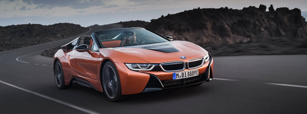 See the new 2019 BMW i8 (Photo Gallery)