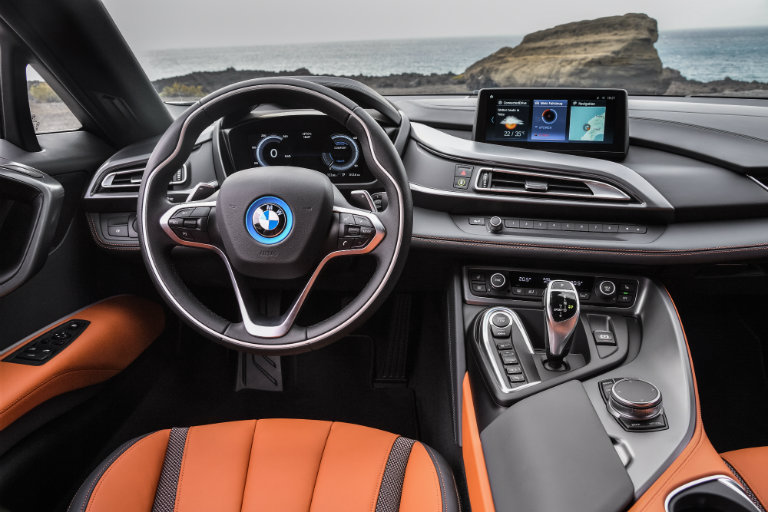 P90285395 Highres The New Bmw I8 Roads O Go Hansel