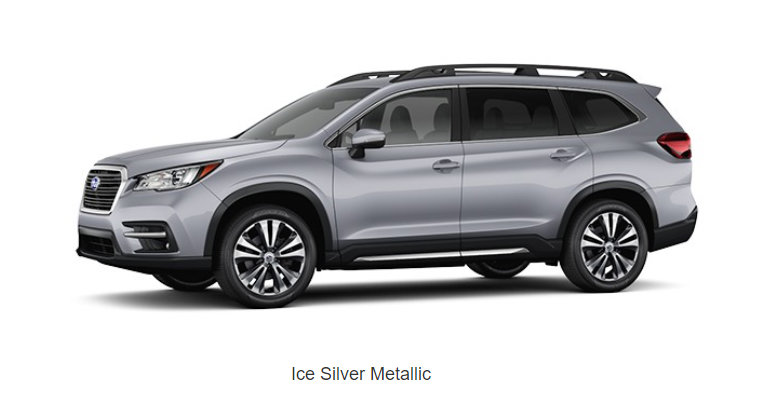 Sleek Color Choices High Tech Features For 2019 Subaru Ascent Go