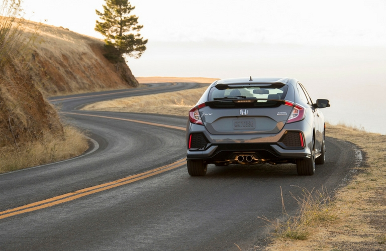 Difference Between Honda Civic Hatchback Sport And Sport Touring