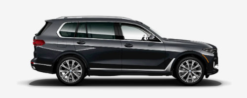 2019 Bmw X7 Arctic Grey Metallicedit O Go Hansel