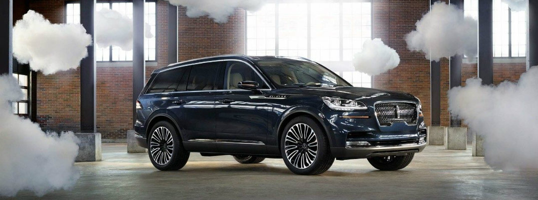 Hear The Lincoln Aviator Suv S Detroit Symphony Sounds