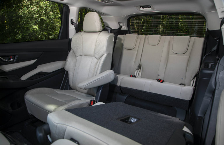 Marvelous 2019 Subaru Ascent Limited Rear Seats O Go Hansel Caraccident5 Cool Chair Designs And Ideas Caraccident5Info