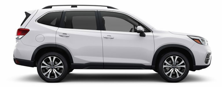 2019 Subaru Forester color options