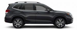 2019 Subaru Forester in Dark Gray Metallic