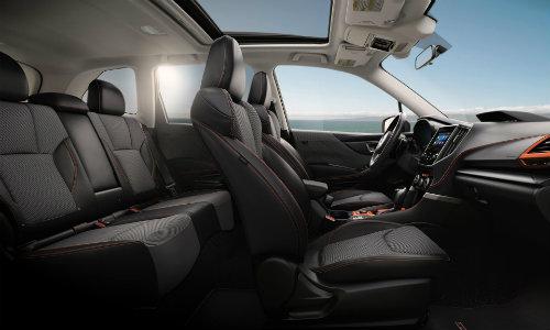 2019 Subaru Forest in Gray Sport Cloth