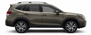 2019 Subaru Forester in Sepia Bronze Metallic