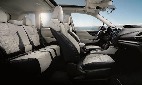 2019 Subaru Forester in Gray Cloth