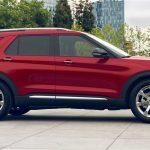 2020 Ford Explorer In Rich Copperedit O Go Hansel