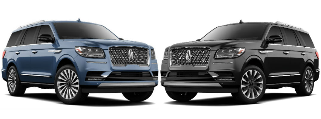 What S The Difference Between The 2019 Lincoln Navigator Select Vs
