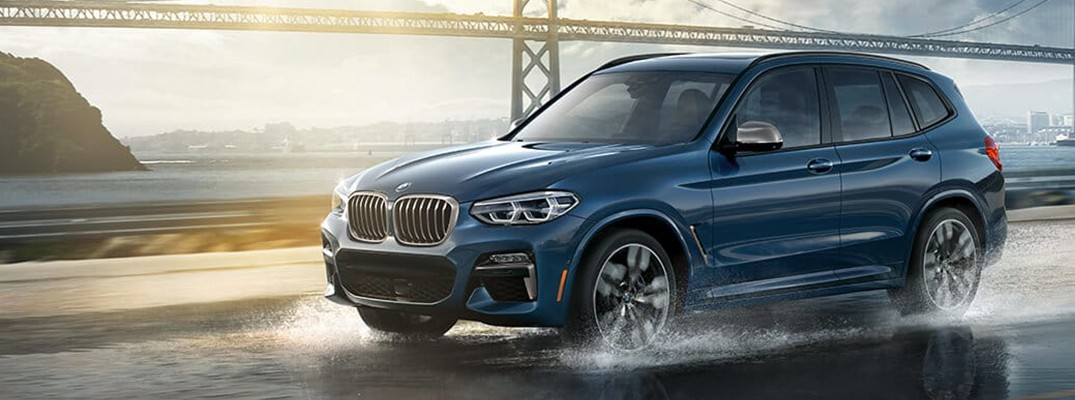 BMW's 2019 X3 boasts luxurious upholstery options, features