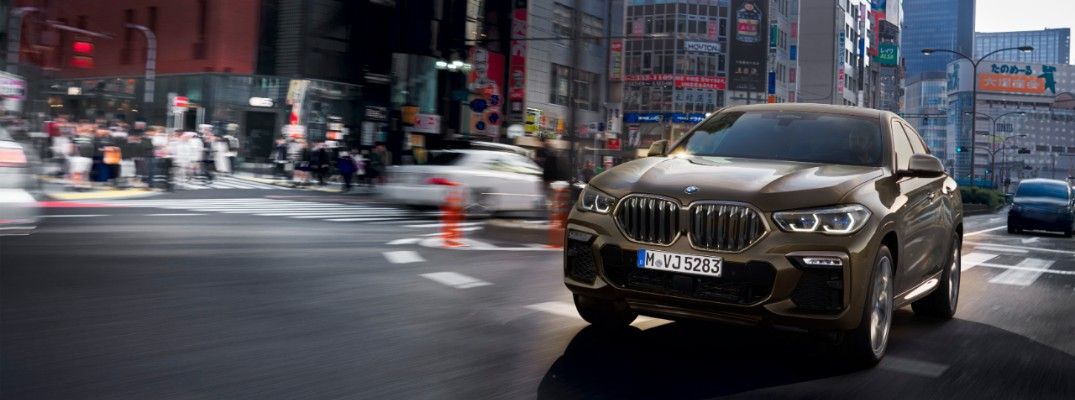Light-up grille, V8 engine among updates to 2020 BMW X6