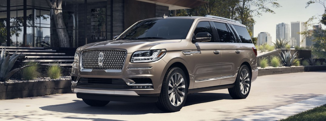 When does the 2020 Lincoln Navigator come out?