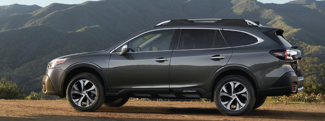 How much can the 2020 Subaru Outback tow?